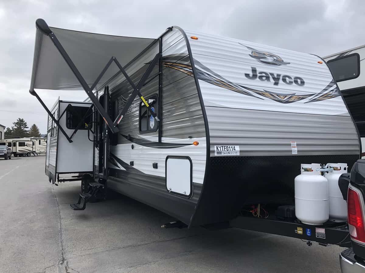 NEW 2019 JAYCO JAY FLIGHT 32RLOK