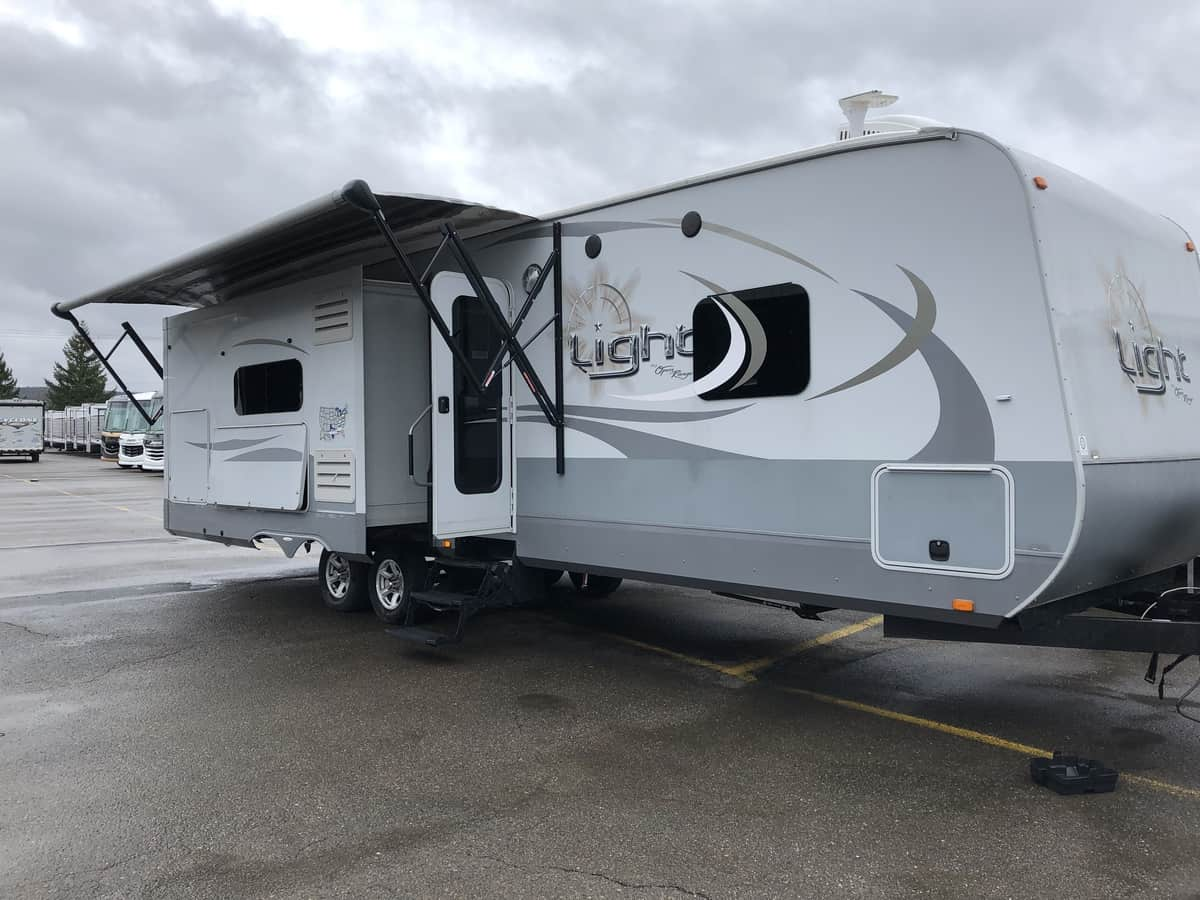 USED 2016 Highland Ridge Open Range Lite 272RLS