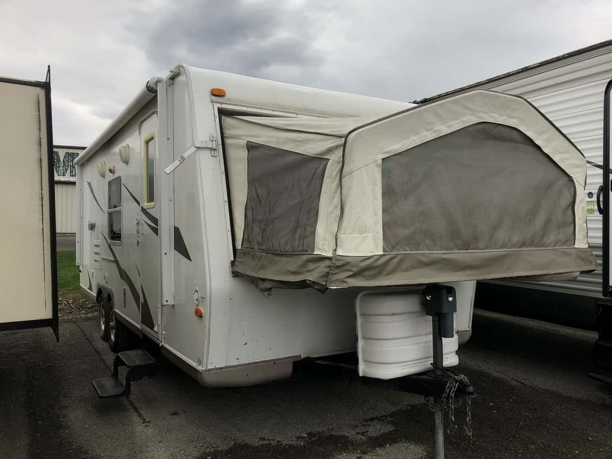 USED 2008 Forest River Rockwood Roo 23SS