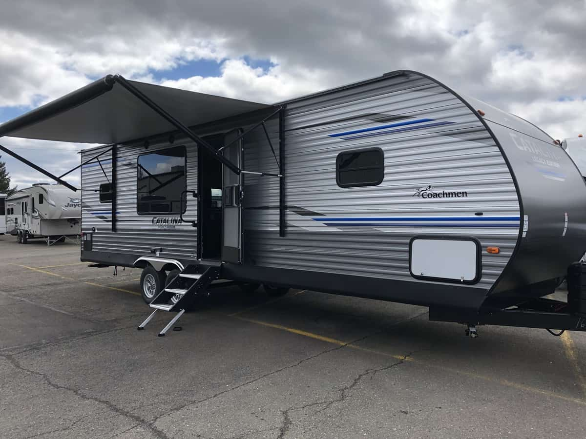 NEW 2020 FOREST RIVER COACHMEN CATALINA 283RKSLE