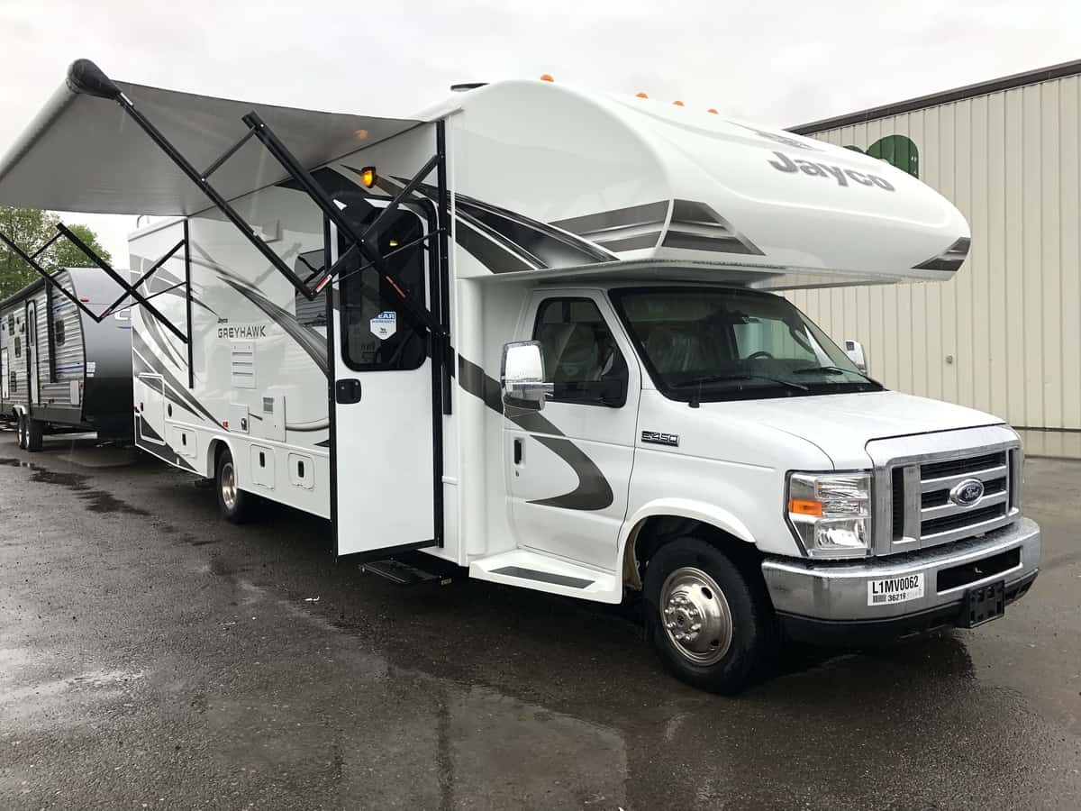 NEW 2020 JAYCO GREYHAWK 29MV