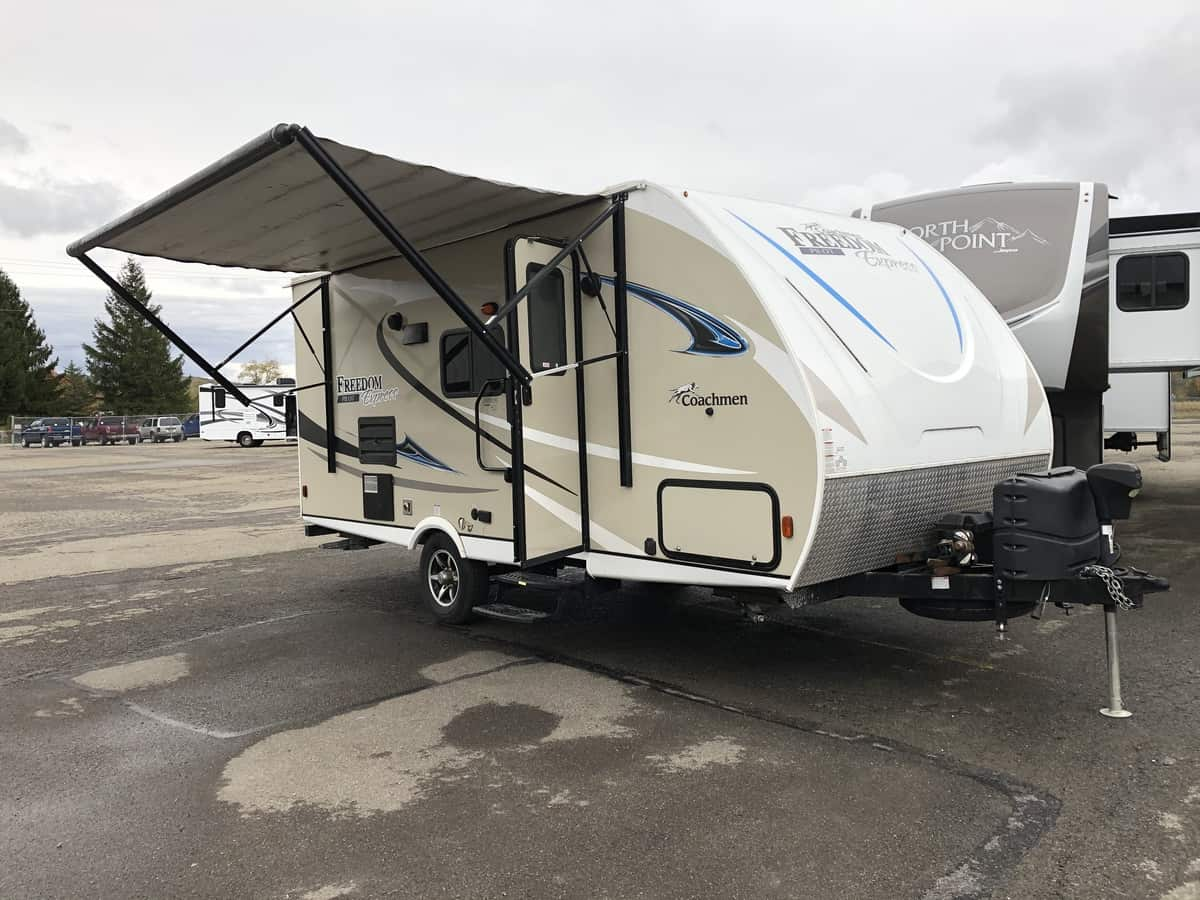 USED 2018 Forest River Freedom Express 20BHS PILOT