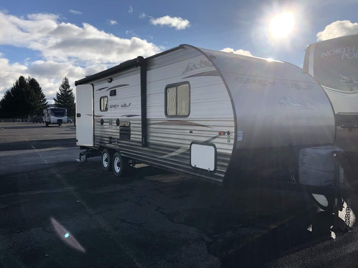 USED 2014 Forest River Cherokee 21RR
