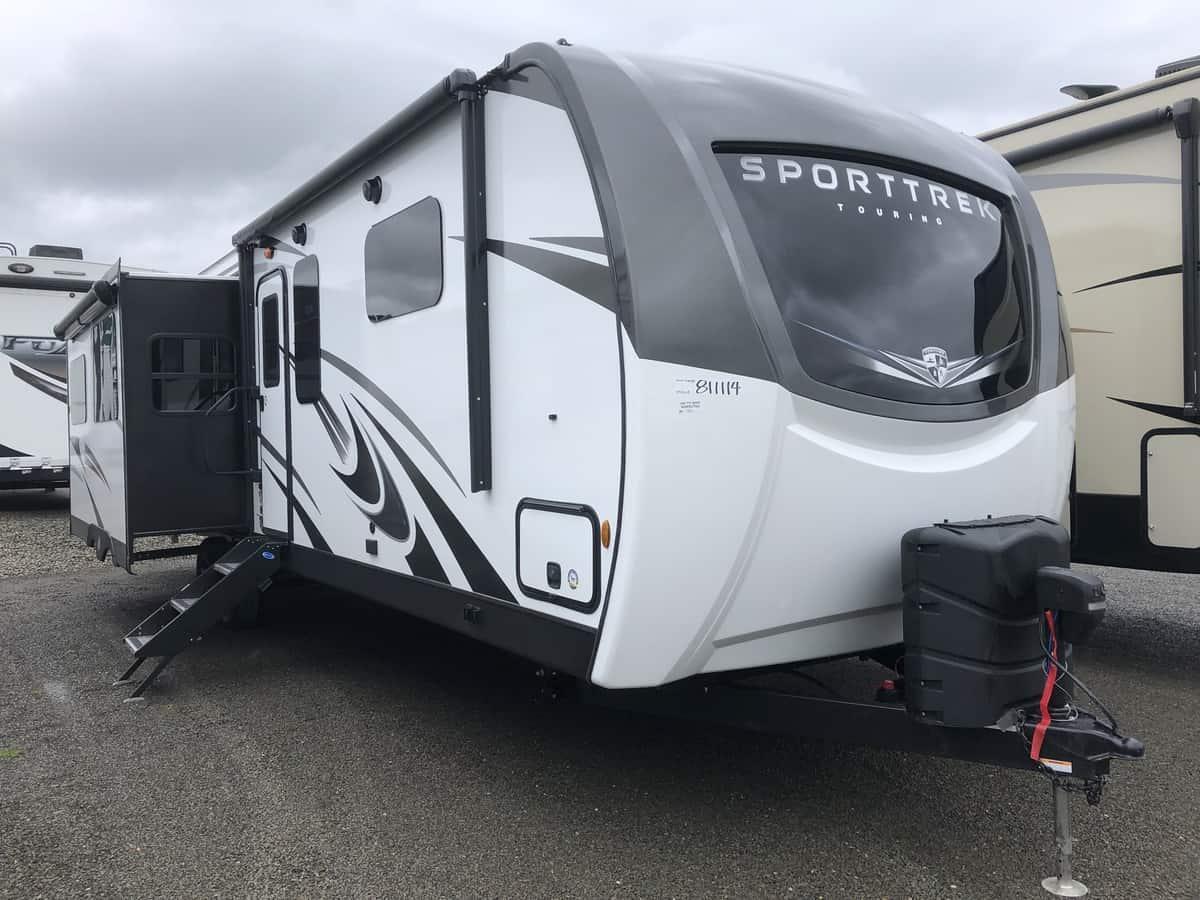 NEW 2021 Venture Rv Kz-sport Trek STT343VIB