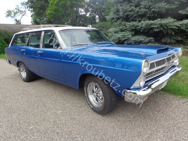 USED 1967 Ford Ford Fairlane