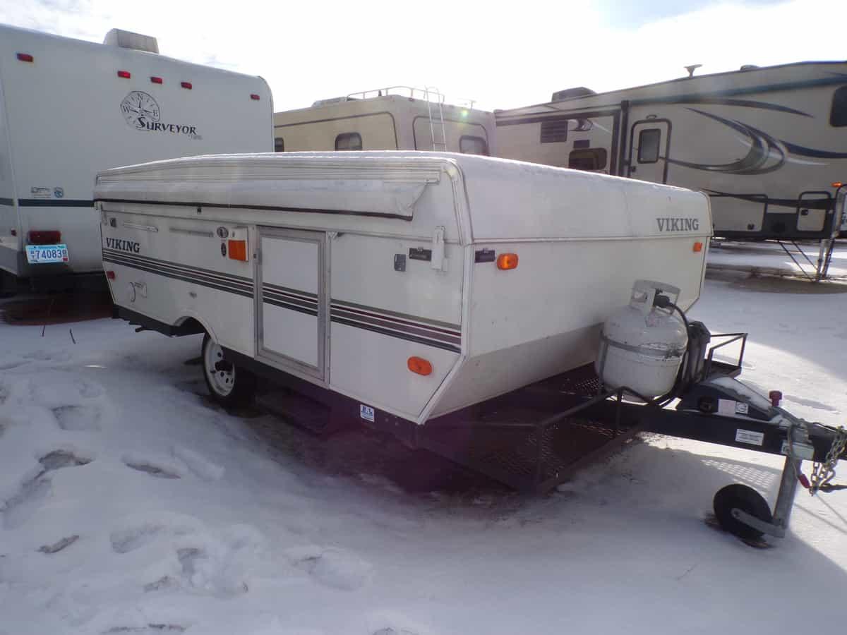 USED 2000 Coachman Viking Saga 2107ST