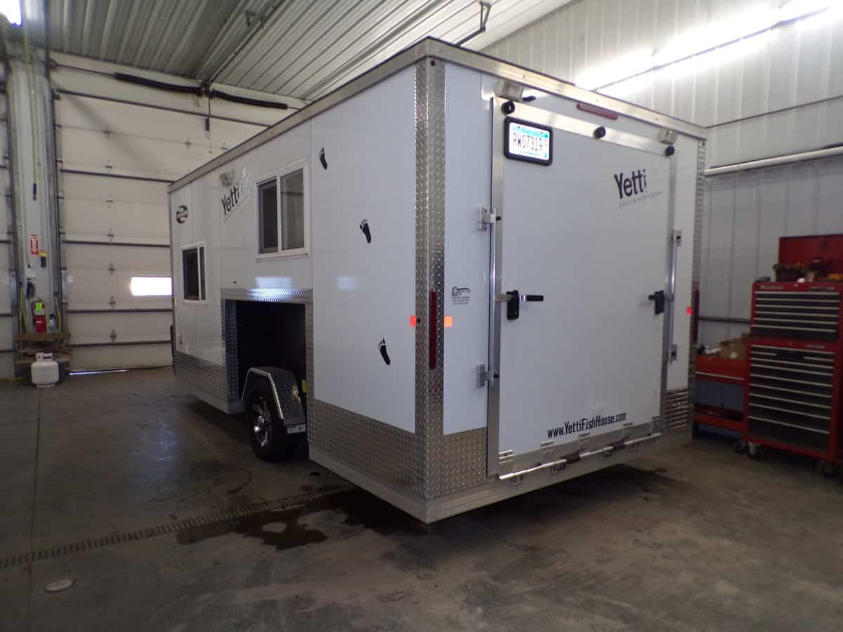 USED 2016 Voyager Yetti T8X16