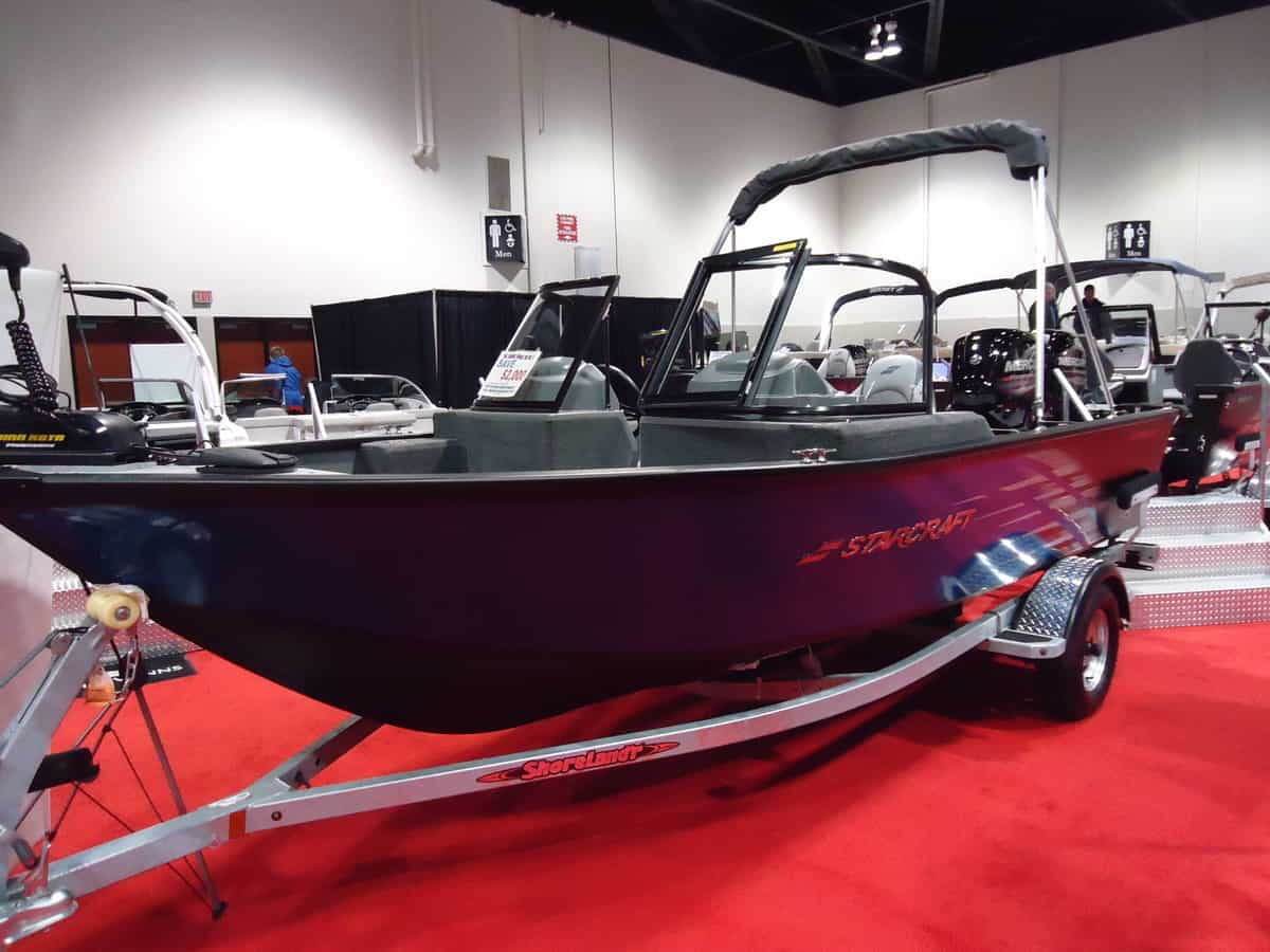 NEW 2019 Starcraft 178 Renegade DC W/115HP - Lighthouse Marine