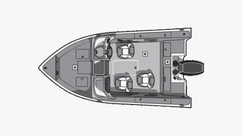 NEW 2017 Smokercraft 172 Pro Angler XL - Lighthouse Marine