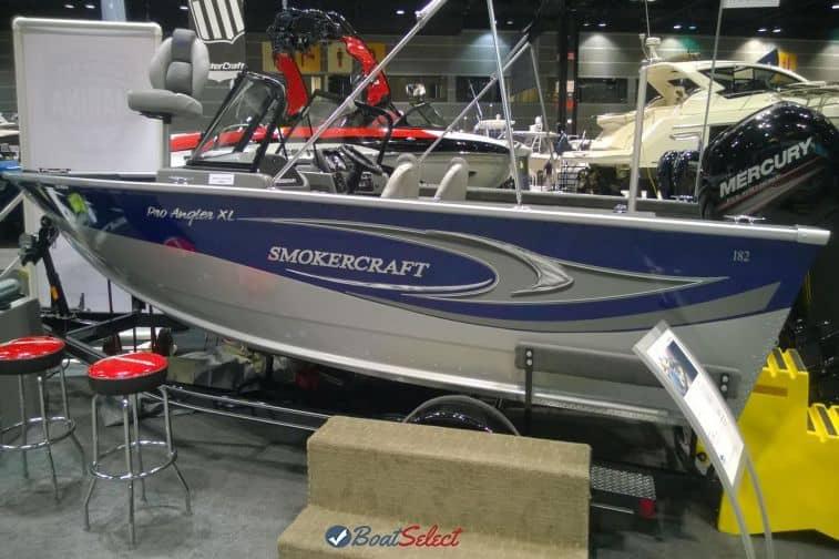 NEW 2017 Smokercraft 182 Pro Angler XL - Lighthouse Marine