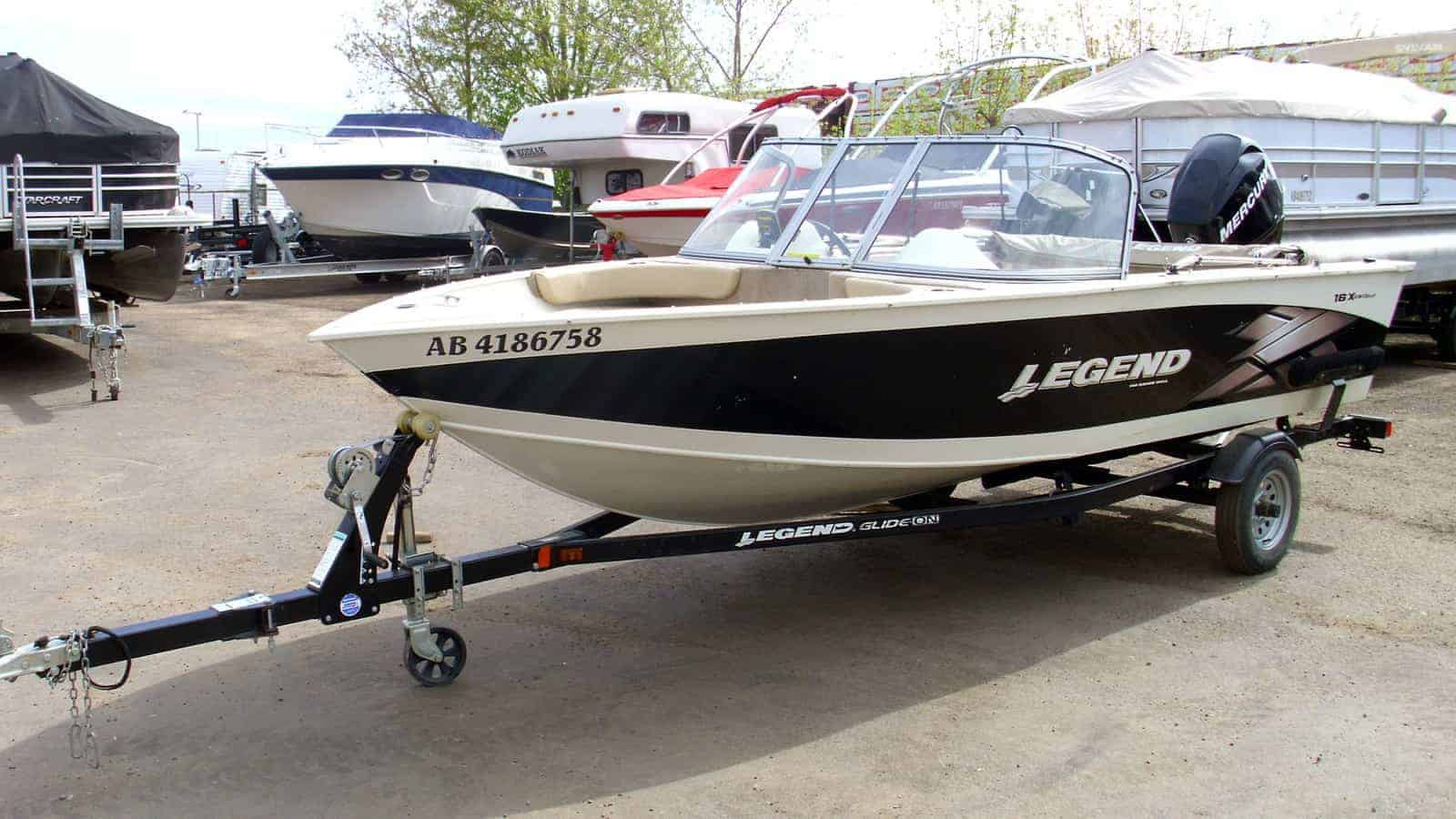 USED 2011 Legend 16 Xcalibur - Lighthouse Marine