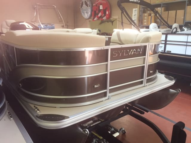 NEW 2018 Sylvan Mirage 8520 Cruise-n-Fish LE Tri Toon - Lighthouse Marine