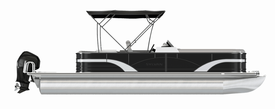 NEW 2019 Sylvan Mirage 8522 Party Fish LE-S Tri Toon - Lighthouse Marine