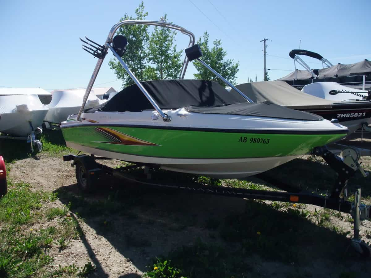 USED 2008 Maxum 1800 MX Watersports Tower - Lighthouse Marine