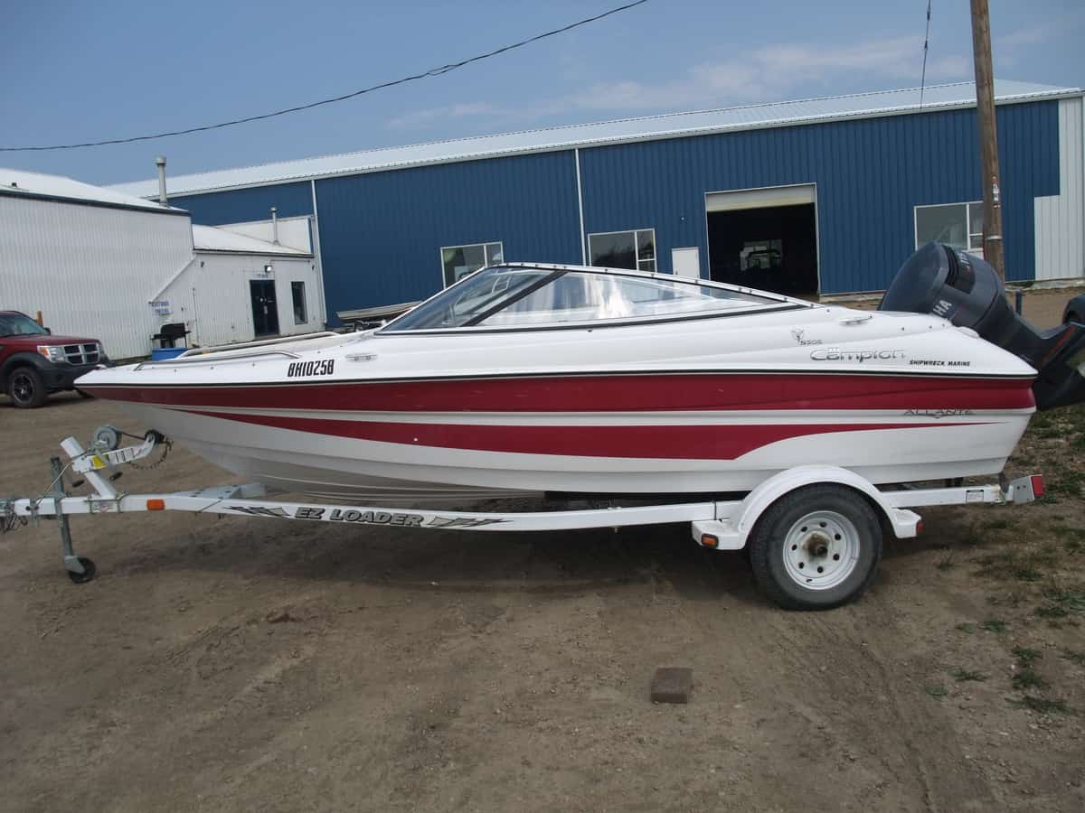 USED 2004 Campion 505 Allante - Lighthouse Marine