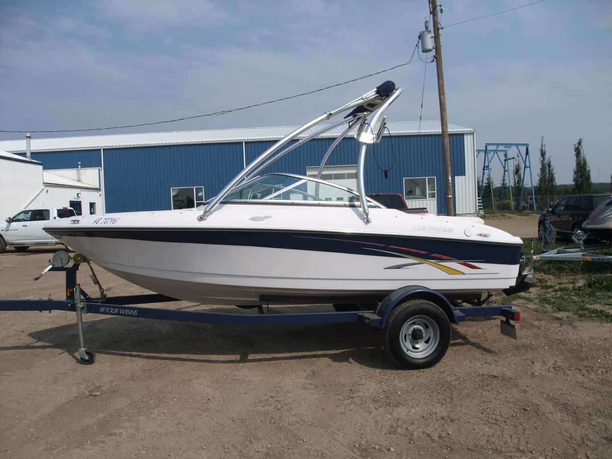 USED 2007 Four Winns 180 Horizon - Lighthouse Marine