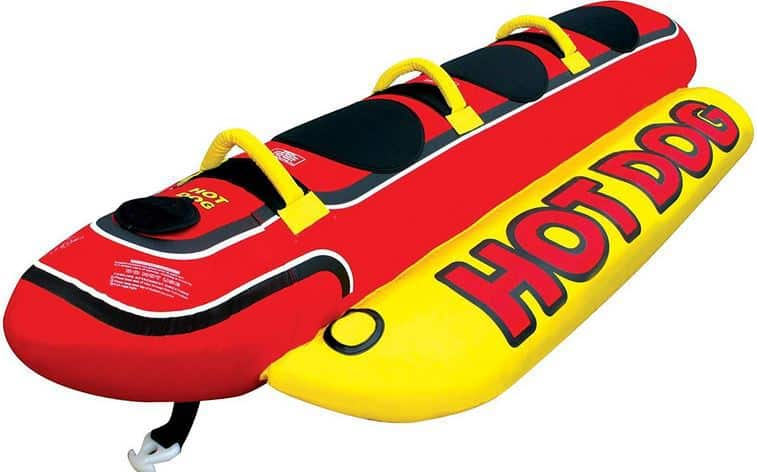 NEW 2018 Airhead Hot dog - Lighthouse Marine