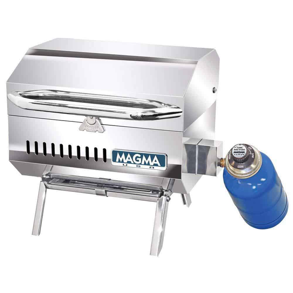 NEW 2018 Magma Trail mate gas grill - Lighthouse Marine