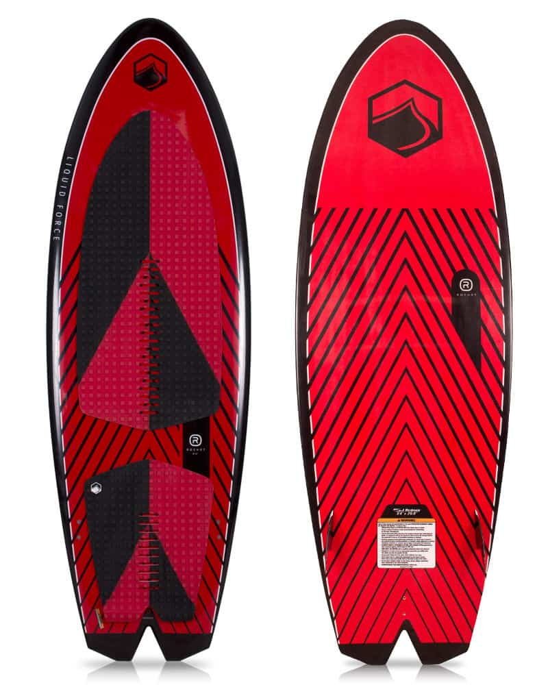 NEW 2018 Liquid Force Rocket wake surfer - Lighthouse Marine