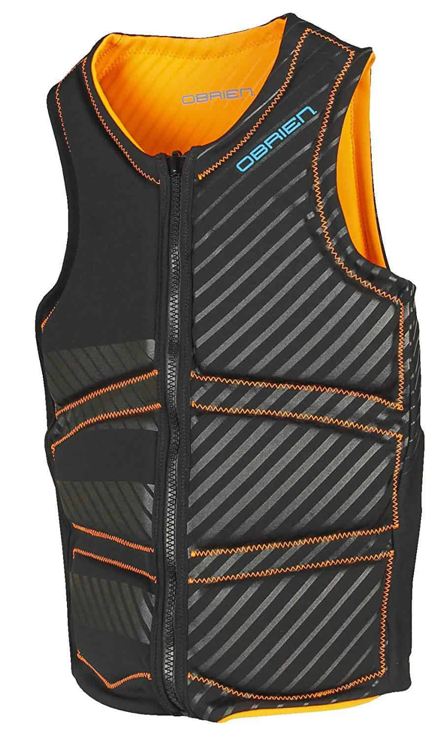 NEW 2018 Obrien Mens Team zip up vest - Lighthouse Marine