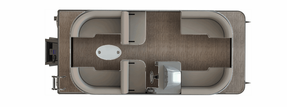 NEW 2019 Sunchaser Geneva 20 LR SB Dual Swing Back - Lighthouse Marine