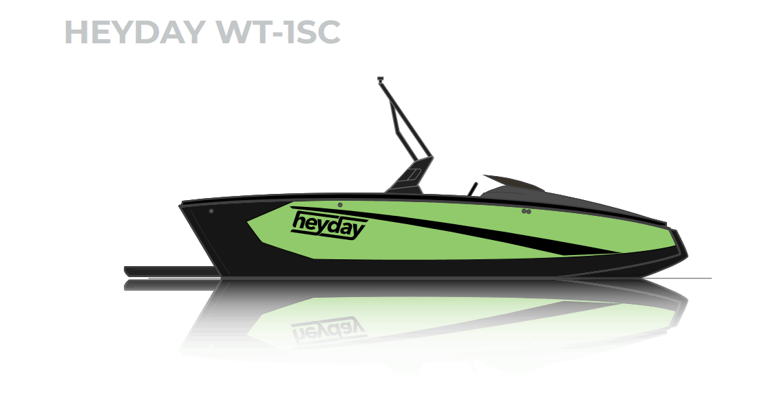 NEW 2019 Heyday WT-1 SC - Lighthouse Marine