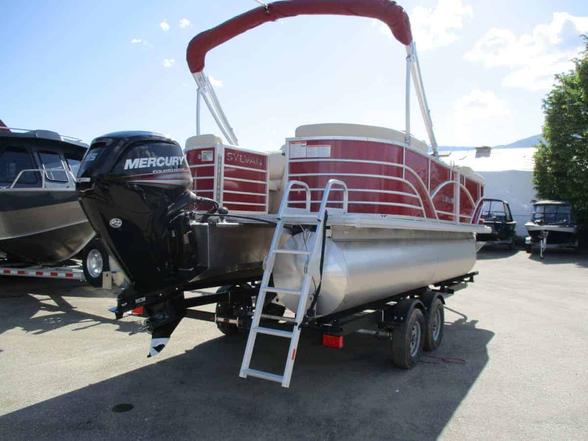 NEW 2019 Sylvan Mirage 8520 Party Fish Tri Toon - Lighthouse Marine