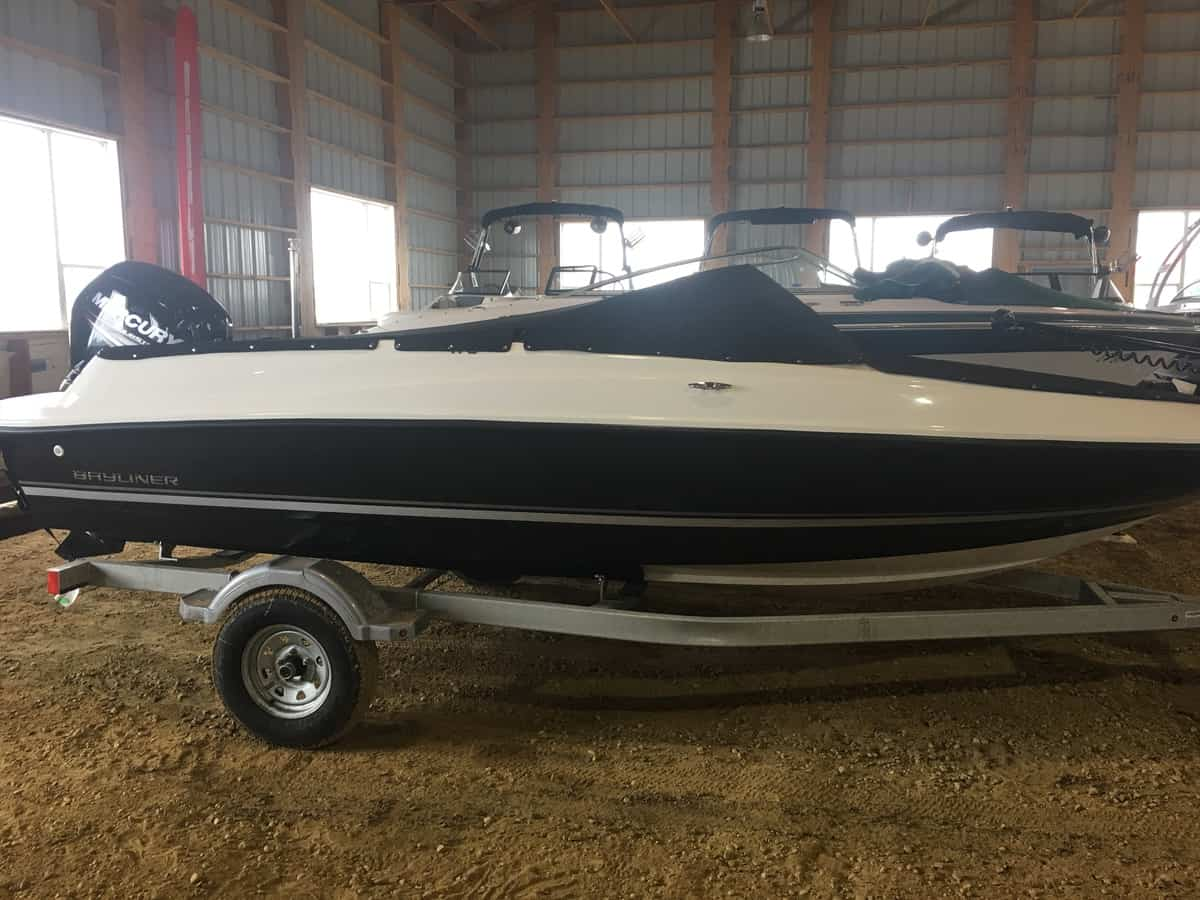 NEW 2019 Bayliner 170 OB Fish And Ski - Lighthouse Marine