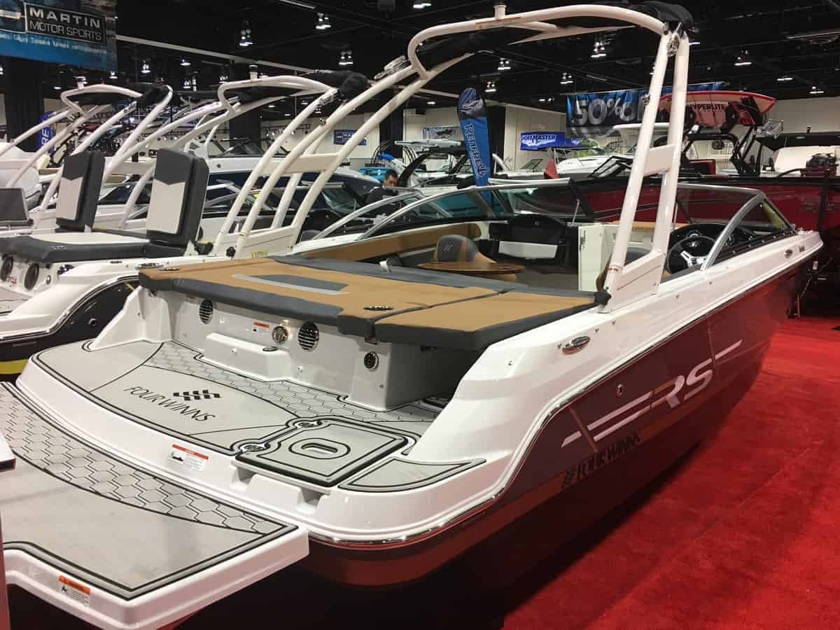 NEW 2019 Four Winns HD 200 RS Watersports Tower - Lighthouse Marine