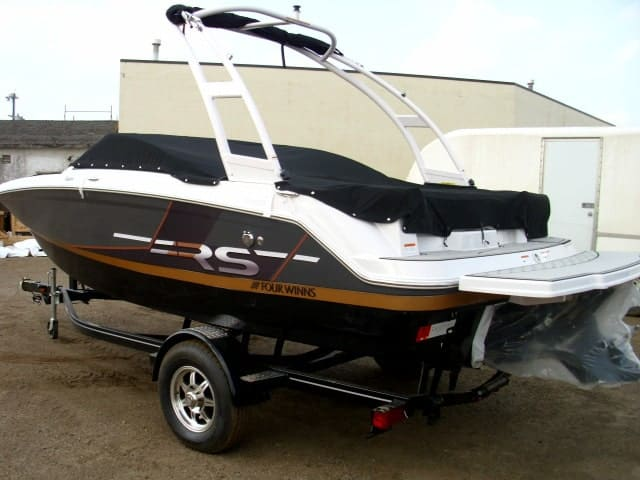 NEW 2019 Four Winns HD 180 RS Watersports Tower - Lighthouse Marine