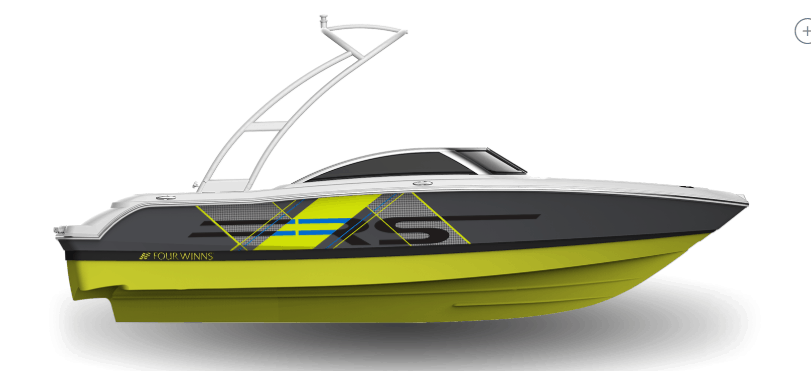 NEW 2019 Four Winns Horizon 190 RS Watersports Tower - Lighthouse Marine