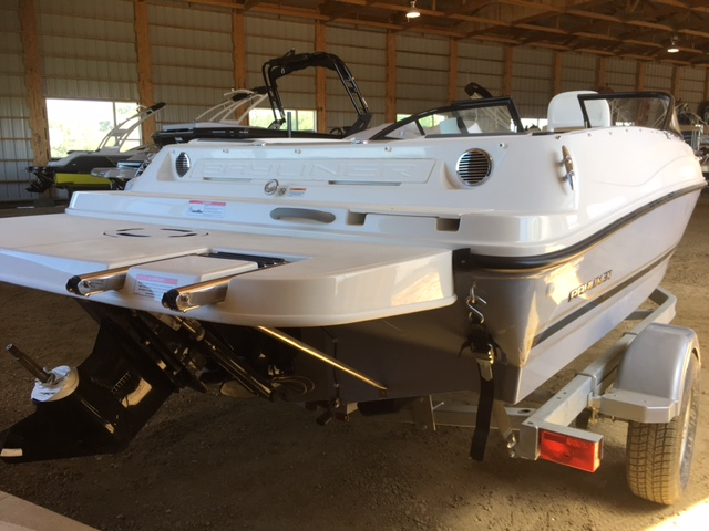 NEW 2017 Bayliner 175 BR Fish and Ski - Lighthouse Marine