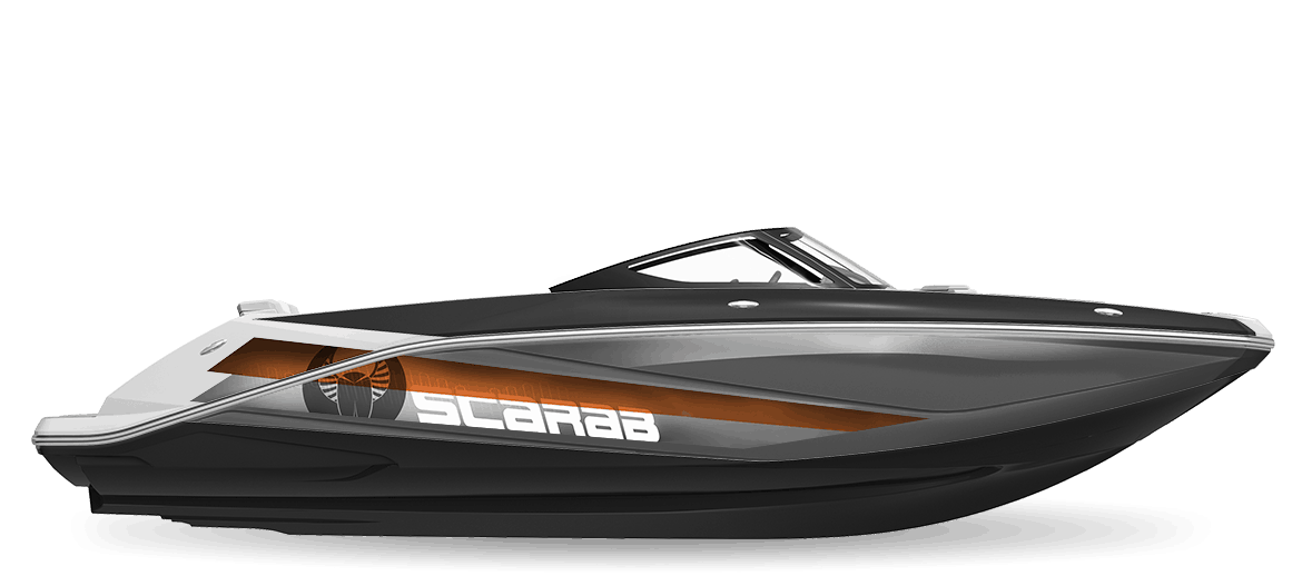 NEW 2018 Scarab 215 Identity Jet Wake Edition - Lighthouse Marine