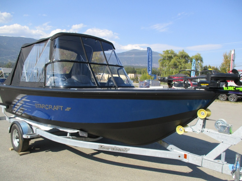 NEW 2018 Starcraft 186 Titan - Lighthouse Marine