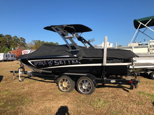 USED 20013 Malibu 23 LSV - PULL Watersports