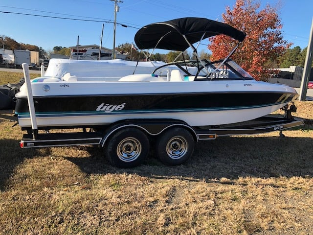 USED 1999 Tige 2100 - PULL Watersports