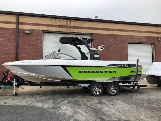 USED 2016 Malibu 25 LSV - PULL Watersports