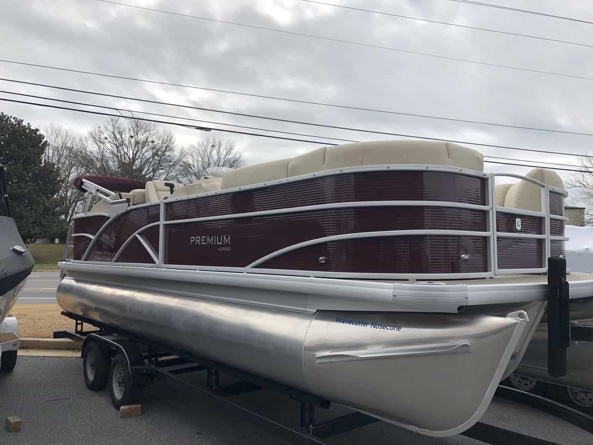 NEW 2019 Sweetwater 235RL Power Bimini / Yamaha 200 - PULL Watersports