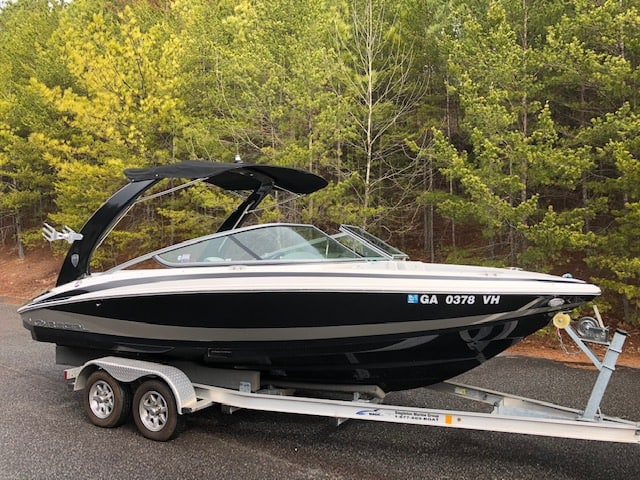 USED 2015 REGAL 2100 - PULL Watersports