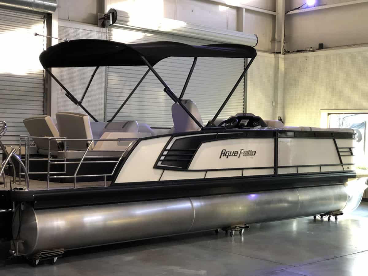 NEW 2019 Aqua Patio 259 DFL Double Flip Lounge - PULL Watersports