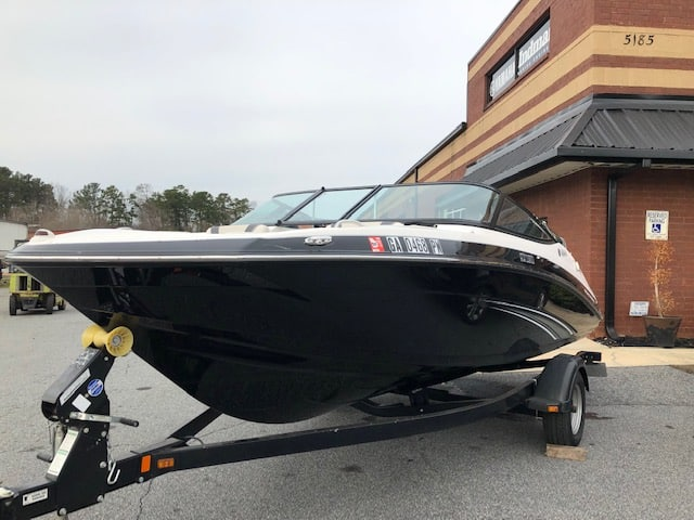 USED 2012 Yamaha SX192 Supercharged - PULL Watersports