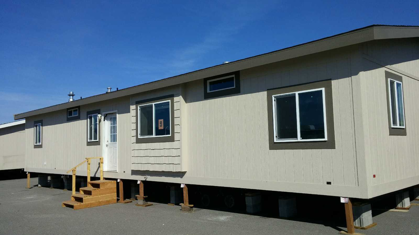 NEW 2018 SPECIAL BUILD MARLETTE 2 BEDROOM OPEN KITCHEN MANY UPGRADES - Rangitsch Manufactured Home Center
