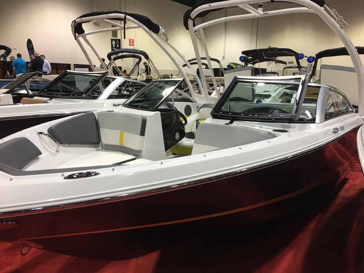 NEW 2019 Four Winns Horizon 190 RS - Renfrew Marine