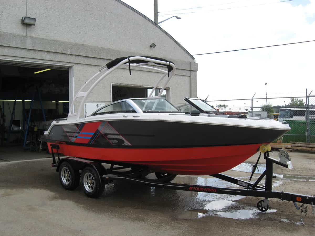 NEW 2018 Four Winns Horizon 190 RS - Renfrew Marine