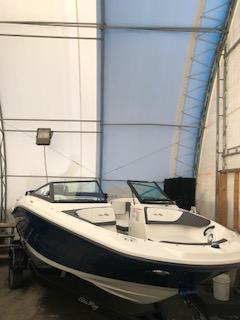 NEW 2018 Sea Ray 190 SPX OB - Renfrew Marine