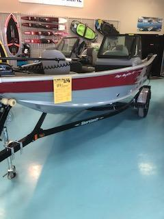 NEW 2017 Smokercraft 162 Pro Angler XL - Renfrew Marine