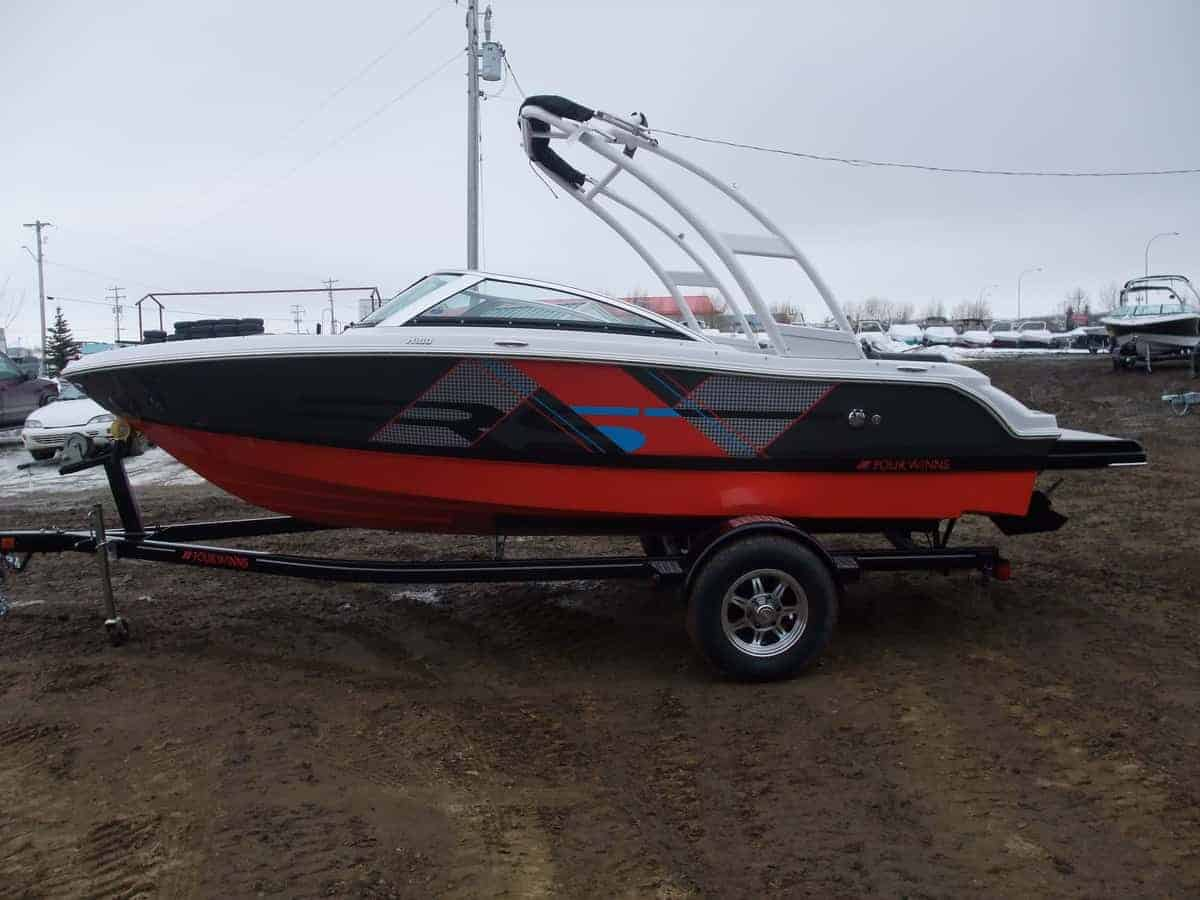 NEW 2018 Four Winns Horizon 180 RS Watersports Tower - Renfrew Marine