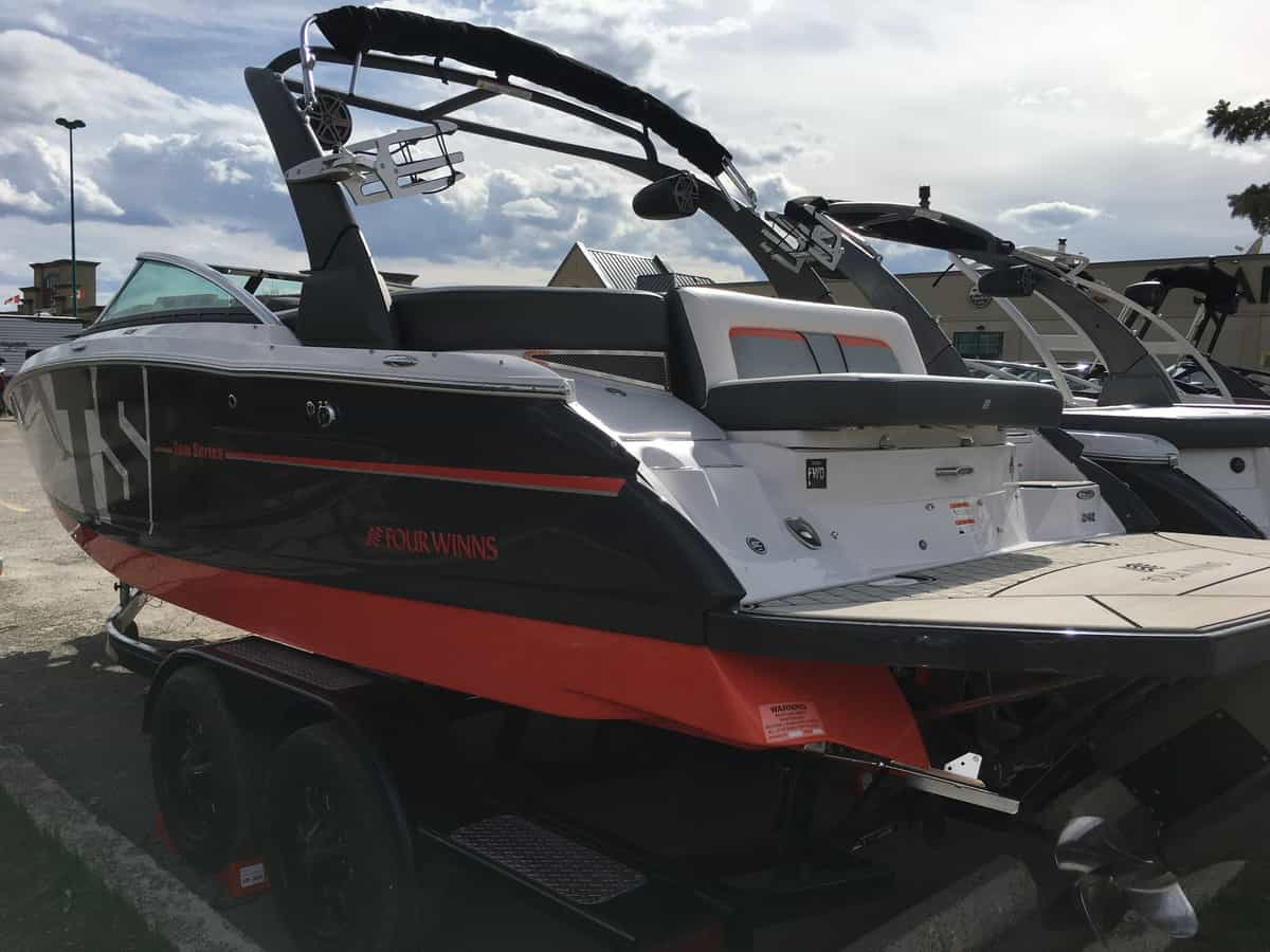 NEW 2018 Four Winns TS 242 Surf Edition - Renfrew Marine