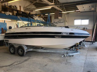 USED 2004 Four Winns 205 Sundowner - Renfrew Marine
