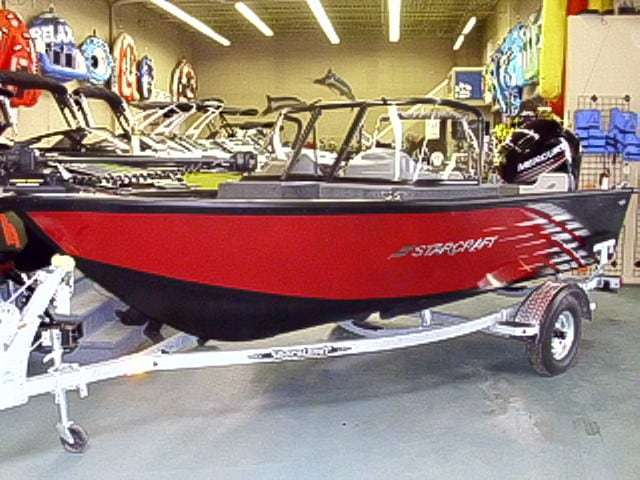 NEW 2018 Starcraft 166 Stealth DC 90 HP 4 Stroke - Renfrew Marine